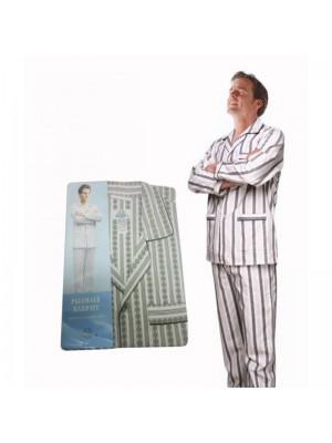 Pijama  barbati cu nasturi Global