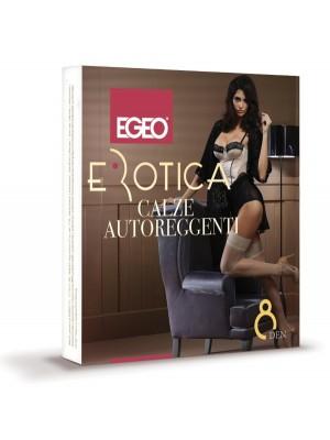 Ciorapi dama adezivi Erotica 8 den