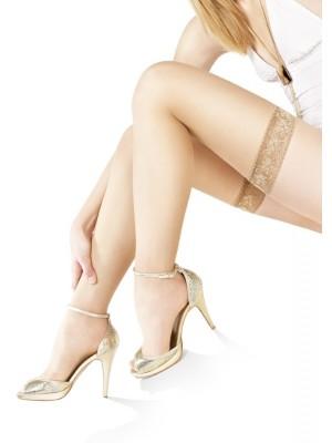 Ciorapi cu banda subtiri Marilyn Summer 8 den