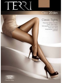 Ciorapi dama clasici Terri Cleo 20 den
