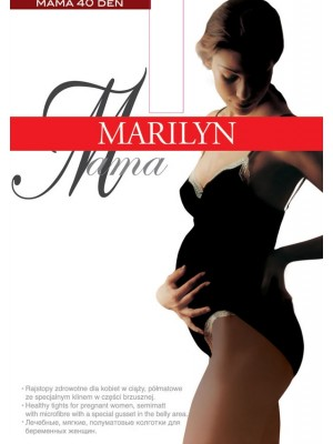 Ciorapi Gravide Marilyn Mama 40