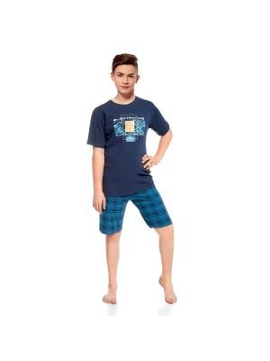 Pijama baieti Cornette 551-22