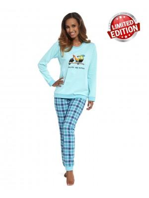 Pijama dama 100% bumbac  Cornette 127