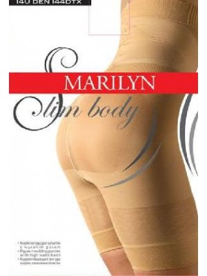Chiloti modelatori Marilyn Slim Body 140 den